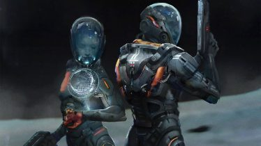 Mass Effect: Andromeda An Action Role-playing Game