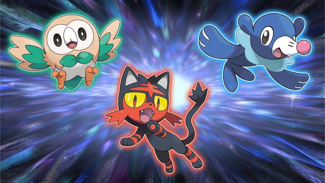Pokémon Ultra Sun and Ultra Moon - Game Retina