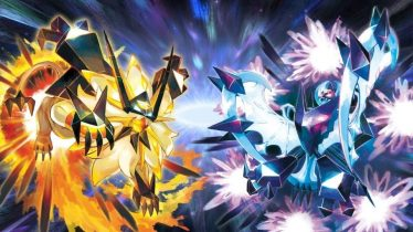 Pokémon Ultra Sun and Ultra Moon Introduces Three New Ultra Beasts