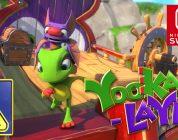 Yooka-Laylee – Nintendo Switch Trailer