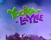 Yooka-Laylee – Glitterglaze Glacier Trailer – PS4