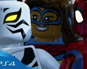 LEGO Marvel Super Heroes 2 – Chronopolis Trailer – PS4