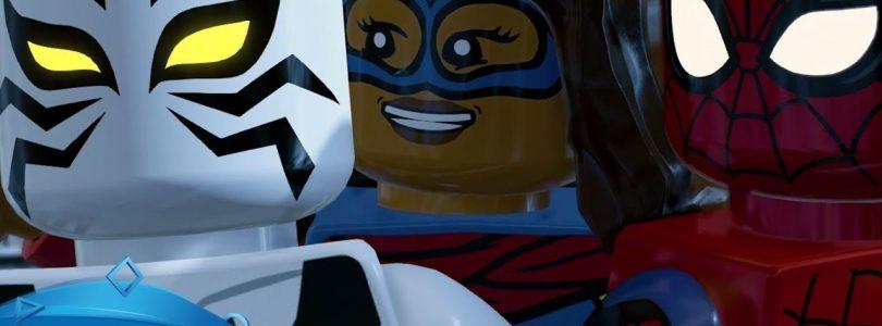 LEGO Marvel Super Heroes 2 – Chronopolis Trailer – PS4