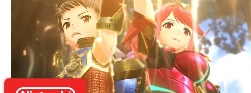 Xenoblade Chronicles 2 – Story Trailer – Nintendo Switch