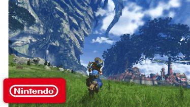Xenoblade Chronicles 2 – Nintendo Switch Presentation 2017 Trailer