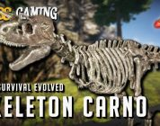 Ark: Survival Evolved – Skeleton Carno