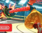 ARMS Ver 3.2 Update Trailer – Nintendo Switch
