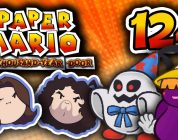Paper Mario TTYD: Old Foes – PART 124 – Game Grumps