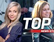 Captain Marvel Movie's First Look Is Confusing – IGN Daily Fix