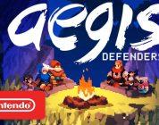 Aegis Defenders Trailer – Co-op Platforming Meets Tower Defense – Nintendo Switch