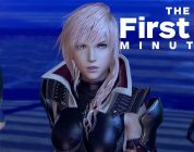 The First 9 Minutes of Dissidia Final Fantasy NT
