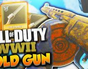 "COD WWII – FIRST ""GOLD CAMO"" PPSH GAMEPLAY! BEST PPSH CLASS SETUP! (WW2 SMG DIAMOND CAMO FAST)"