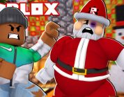 I FOUGHT SANTA CLAUS! – Roblox Roleplay