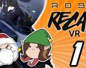 Robo Recall VR: Robot Takeover – PART 1 – Game Grumps