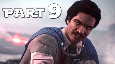 STAR WARS BATTLEFRONT 2 Walkthrough Gameplay Part 9 – Lando – Campaign Mission 9 BF2 Battlefront II