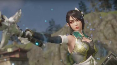 Dynasty Warriors 9 Official Xingcai Character Highlight Trailer