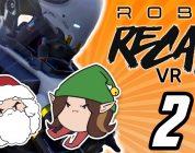 Robo Recall VR: Larry David – PART 2 – Game Grumps