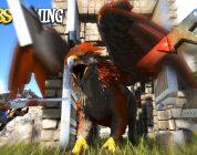 Ark Survival Evolved : Griffin Trap BREAKOUT