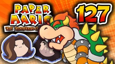Paper Mario TTYD: The Big Man Himself – PART 127 – Game Grumps