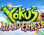 Yoku's Island Express – Happy Holidays from the Island Express | PS4