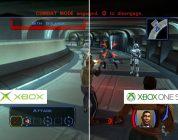 Star Wars: Knights of the Old Republic – Graphics Comparison: Original Xbox vs. Xbox One S