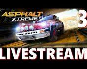 Asphalt Xtreme – Career Walk Though Part 3 – Live Stream – iOSAndriod