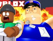 ESCAPE THE MAILMAN OBBY!! | Roblox Roleplay