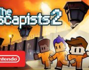 The Escapists 2 – Rattlesnake Springs Reveal – Nintendo Switch