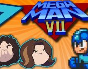 Mega Man 7 – Something Real Special – PART 7 – Game Grumps