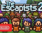 The Escapists 2 Launch Trailer – Nintendo Switch