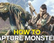 Monster Hunter World – How to Capture a Monster
