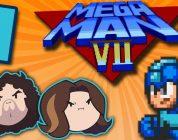 Mega Man 7 – Doctor! Doctor! – PART 1 – Game Grumps