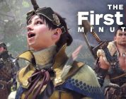 First 21 Minutes of Monster Hunter World