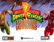 Power Rangers Morphin Missions (by StoryToys Entertainment) – iOS/Android – HD  Gameplay Trailer