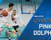 NBA LIVE – LIVESTRIKE – Earn Fly Gear from Pink Dolphin | PS4