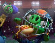 Angry Birds Evolution Official Road to Super Bowl LII Trailer