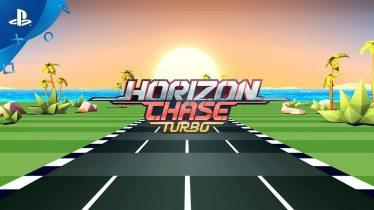 Horizon Chase Turbo – PSX 2017: Teaser Trailer | PS4