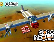 Scrap Mechanic Bomber Planes