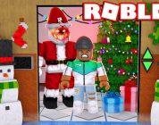 ROBLOX CHRISTMAS SCARY ELEVATOR