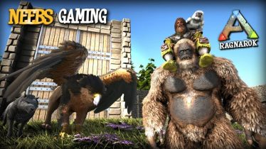 Ark: Survival Evolved – Monkey Stack!!!
