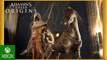 Assassin's Creed Origins: First Civilization Pack DLC | Trailer | Ubisoft [US]
