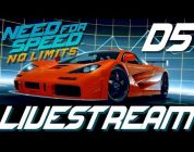 Need For Speed No Limits – Live Stream – Day 5 McLaren F1 LM