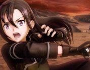 Sword Art Online: Fatal Bullet – 7 Minutes of Gameplay Fighting the Massive Gatekeeper