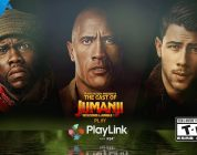 Knowledge is Power – The Jumanji Cast Plays PlayLink! Preview | PS4
