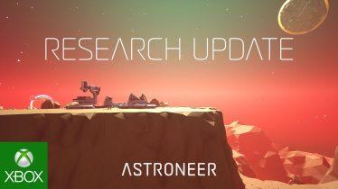Astroneer – Research Update Trailer