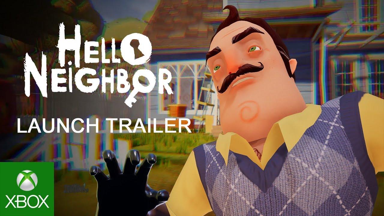 Hello neighbor spielen