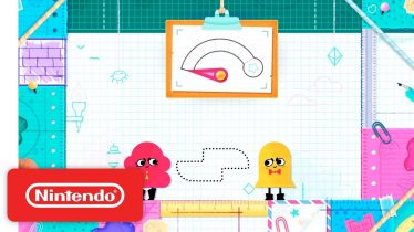 Snipperclips Plus: Cut It Out, Together! Launch Trailer – Nintendo Switch