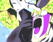 Dragon Ball FighterZ Easter Egg – Gohan Obliterates Cell With One Handed Kamehameha