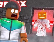 ROBLOX HALLOWEEN HORROR ELEVATOR