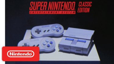 Super Nintendo Entertainment System™: Super NES Classic Edition Features Trailer